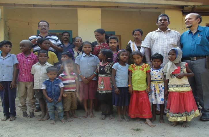 World Malayalee Council Tribal Empowerment Project